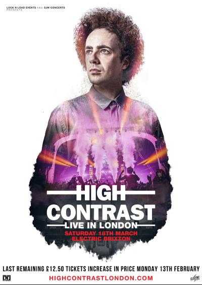 High Contrast Live in London