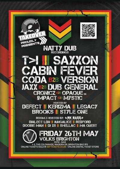 Takeover Presents - Natty Dub Recordings