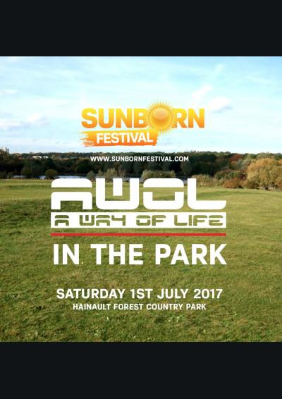 SUNBORN FESTIVIAL / AWOL in the Park