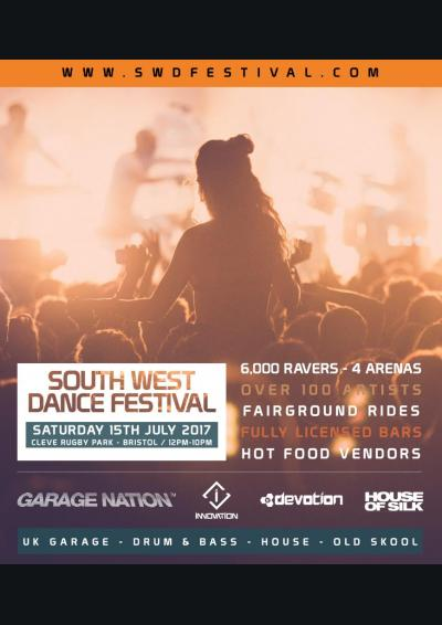 South West Dance Festival