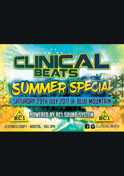 CLINICAL BEATS - SUMMER SPECIAL