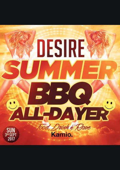 Desire - Summer BBQ All-Dayer