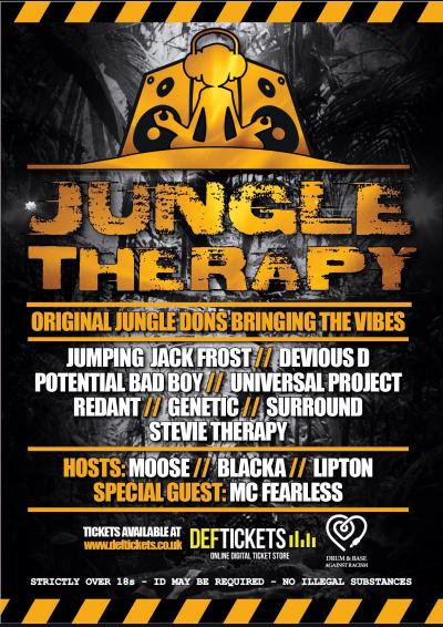 Jungle Therapy  Poster