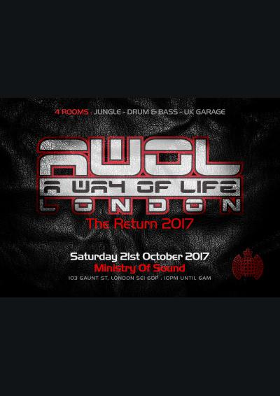 AWOL A Way Of Life The Return 2017