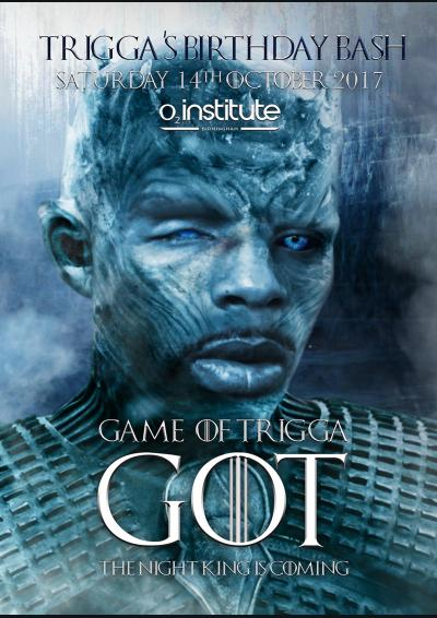 GAME OF TRIGGA – GOT – THE NIGHT KING IS COMING
