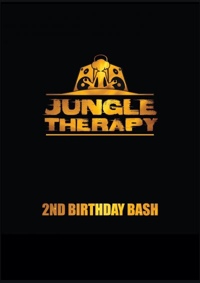 Jungle Therapy 2nd Birthday