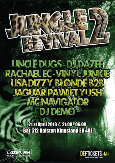 Jungle Revival Part 2 Poster