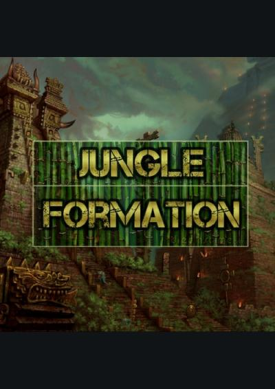 Jungle Formation - OldSkool Hardcore 10-4 am Poster