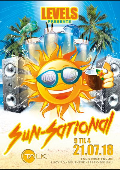 Levels Presents Sun - Sational