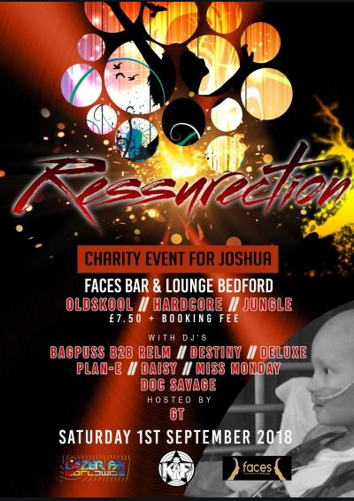 Charity for Joshua presents Ressurection