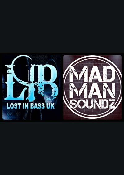 Lost In Bass UK & Mad Man Soundz present The DNB Summer Wave Tour 2018 #4 - Rugby Club - Basingstoke