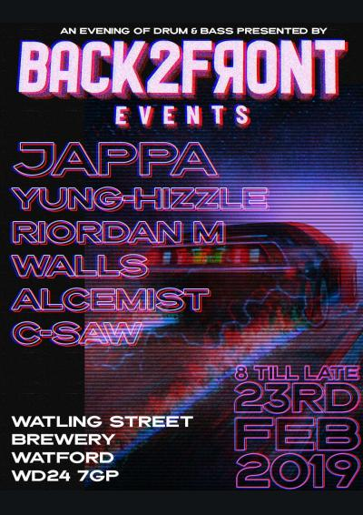 Back2Front Presents: The B2F Debut!