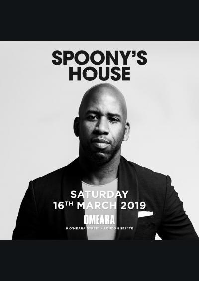 DJ Spoony at OMEARA, London Bridge