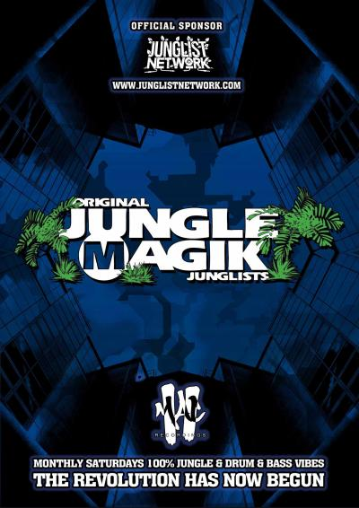 Jungle Magik - Randall  Poster