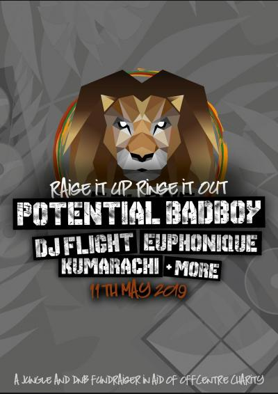 Raise It Up with Potential Badboy, DJ Flight + more Poster