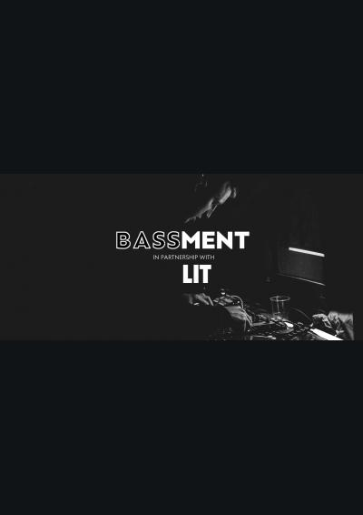 Bassment/LiT - End Of Term Motive Poster