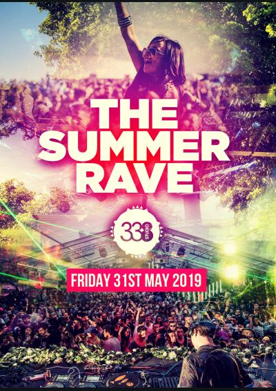 The Summer Rave at Studio 338