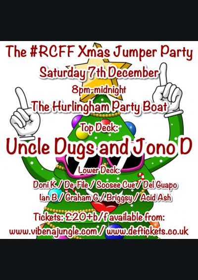 #RCFF Xmas Jumper Party